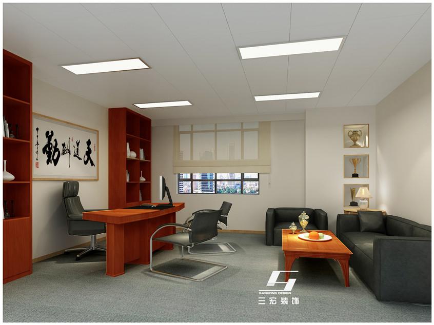 广州科学城办公室装修设计公司