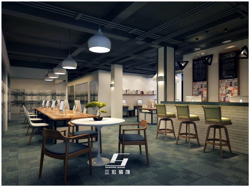 > 商业空间 > 新闻动态 >办公室装修  娱乐休闲区效果图 点击:广州