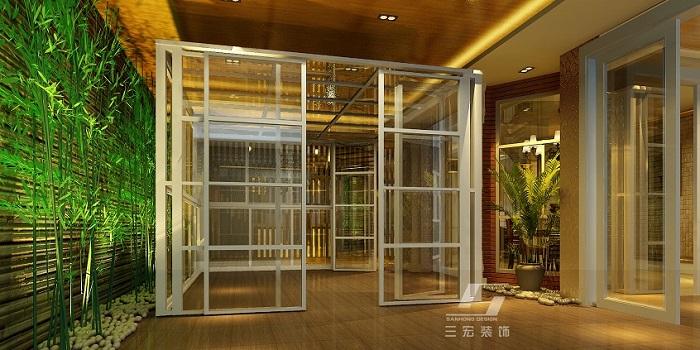 广州展厅装修设计效果图