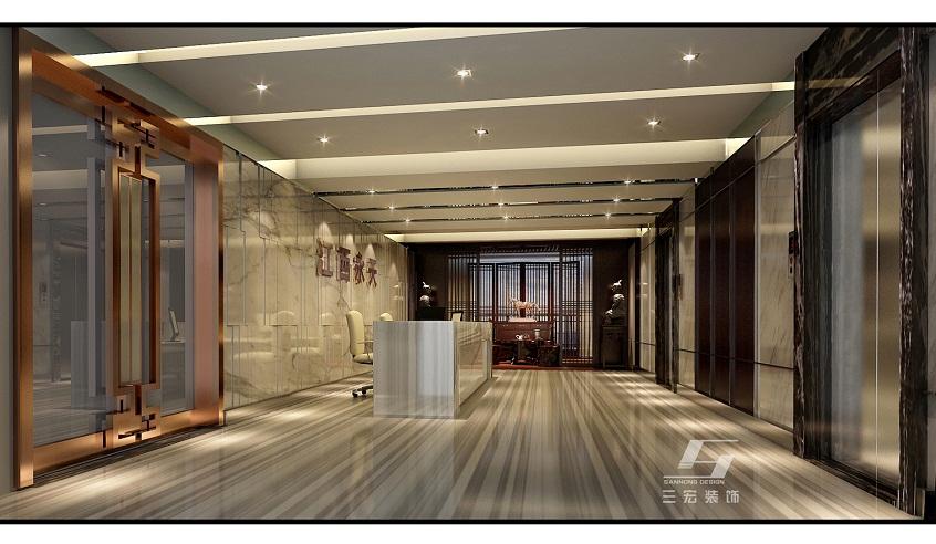 三宏装饰为大家讲讲,办公室装修设计的意义.