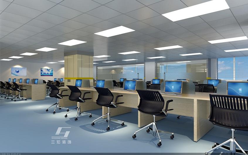 广州办公室装修之机房布线知识