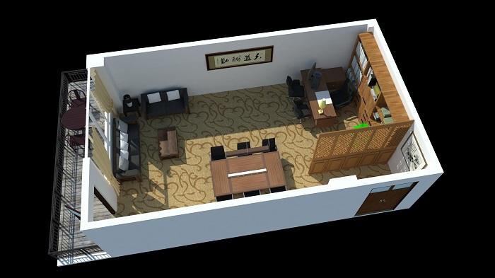 广州办公室装修行业的领先地位,我们将再进一步细化工作流程,给客户无