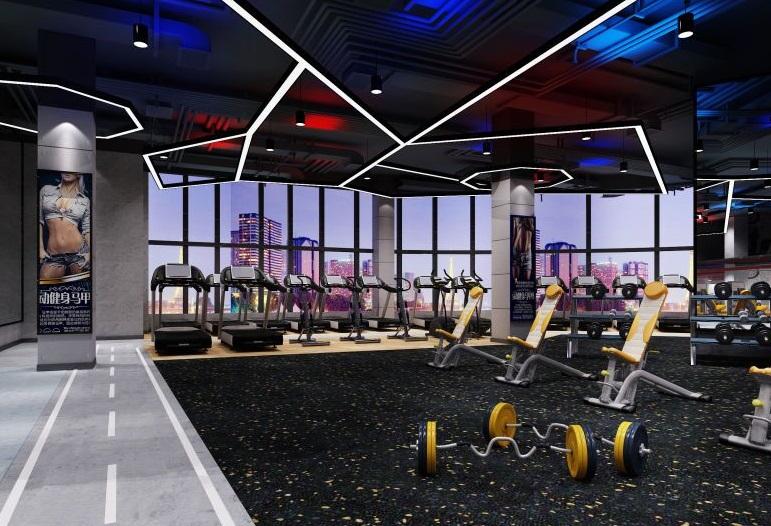 广州健身房装修公司认为可以将健身房的功能区域分为必要功能区和扩展功能区。   必要功能区有:器械健身区,一般分有氧区、无氧区和力量区;还有独立操课房,这部分健身区域一般和公众器械区分隔开来,包括大体操房、热瑜珈房、动感单车房等。前台接待、商务洽谈区和工作(办公)区等。还有淋浴房、桑拿房、更衣室、储物间、水流按摩池、SPA服务、推拿间等等。   扩展功能区是指一些健身房在必要健身项目基础上增加的健身服务。例如,游泳池、跆拳道、散打场、乒乓球馆、羽毛球场、网球场等。还包括一些休闲娱乐区域,例如游戏厅、计算机