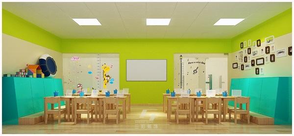 教育机构装修设计